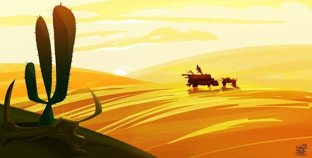 Dakalister: Some practice desert