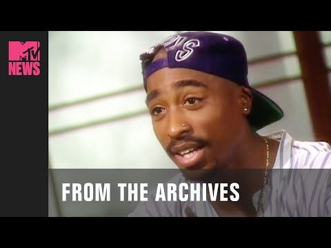 Tupac On The Prospect Of Going To Jail (1993) | MTV News | #TBMTV