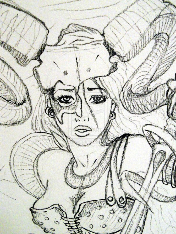 zodiac_series___aries____sketch_detail_by_juliasimion-d4go40s.jpg (900×1200)