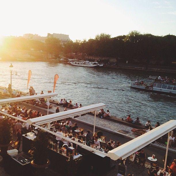 Les Berges .@Lisa'Amour de Paris (Stacy Reeves Gulledge) 's Instagram photos | Webstagram - the best Instagram viewer