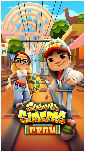 subway surfers london free  for windows 7