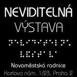 Výstavy - Neviditelná výstava - Dárkový poukaz - 28.02.2015 - Novoměstská radnice Praha 2 - vstupenky Ticket Art
