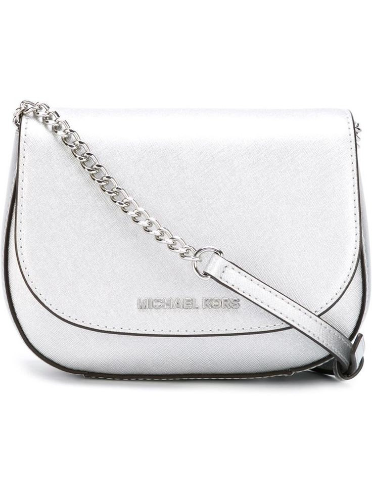 MICHAEL MICHAEL KORS 'BEDFORD' SMALL CROSS-BODY BAG