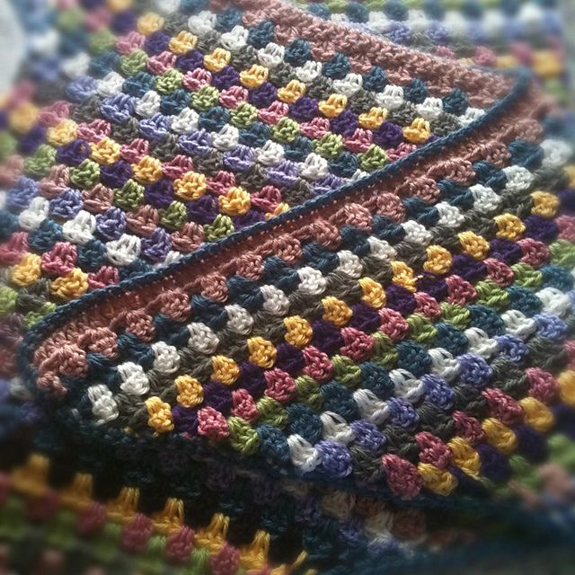 17 Best Images About Crochet Granny Stripe Love On