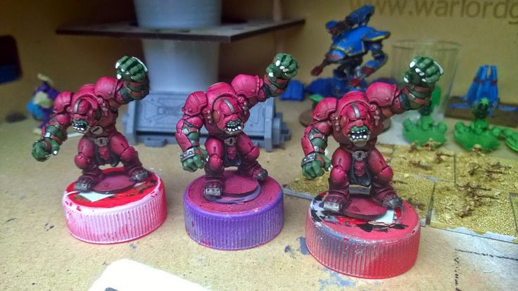Schmock Blog: Dreadball - Orks