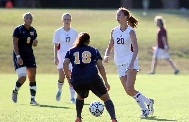 Women's soccer defeats Jacksonville College.