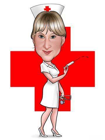 Caricaturas Divertidas De Enfermeras Fondos Com Todo Para Facebook