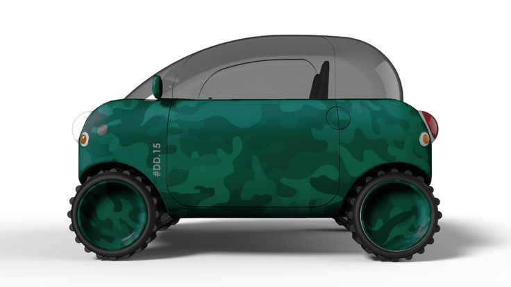 """http://www.dd-drivedifferent.com/ We are selecting investors motivated in developing the """"Drive Different"""" concept. The idea was born from the will of VE&D automotive engineering and Sergio Mori designer to create a mini crossover with an eletric engine dedicated to the urban mobility. This project integrates some of the latest available technologies and is characterized by its friendly design."""