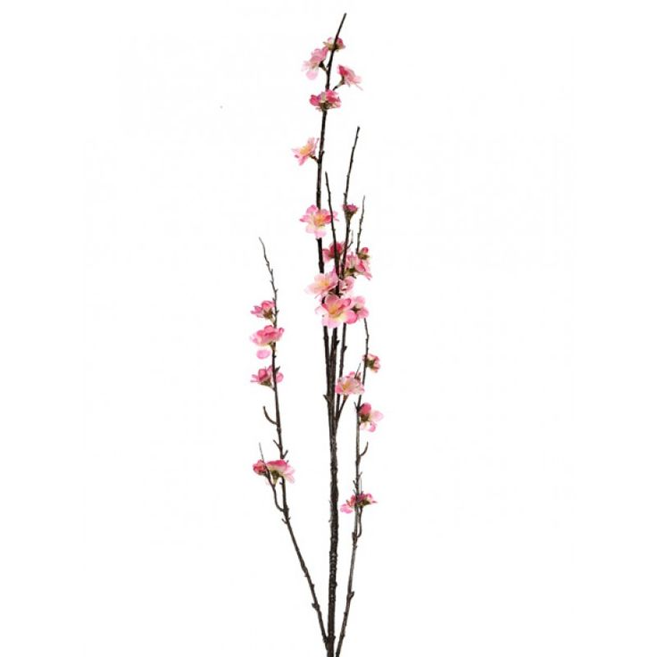 Artificial Cherry Blossom Branch Pink