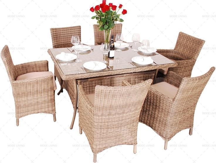Rattan Garden Dining Sets Uk Barbuda Garden Sofa Dining Set