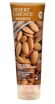 Sweet Almond Hand and Body Lotion | Desert Essence