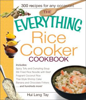 Rice Cooker recipes - I'll have to look at this book to see how good it is