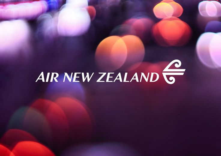 Purple Pin for Best Effect 2017 - Air New Zealand