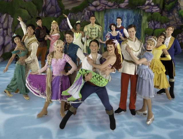 How to Audition for Disney on Ice