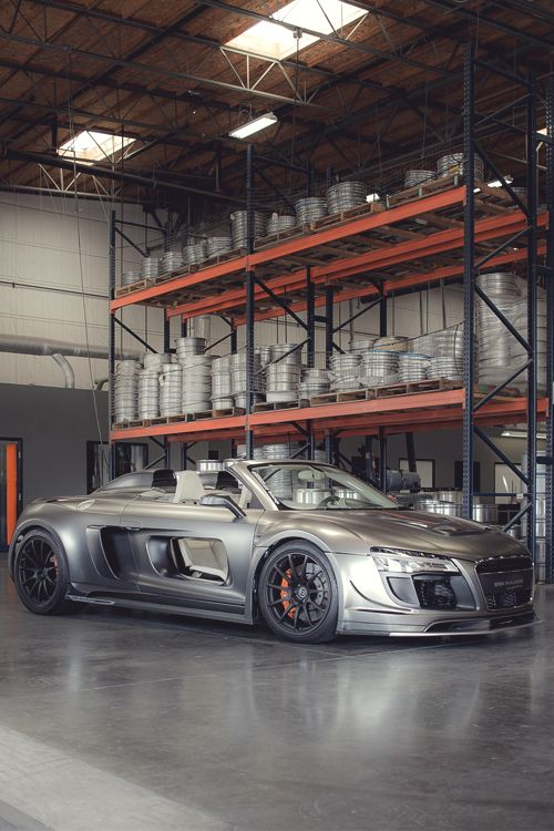 PPI Razor Audi R8 Spider | Make money with ebooks: http://justearnmoneyonline.com/kindle-money-mastery-review/