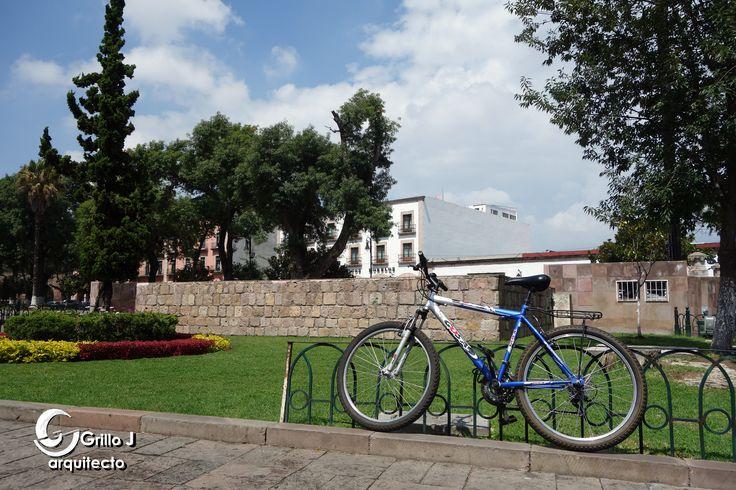 Plaza Morelos, Morelia, Michoacán