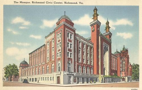 Monroe center muslim