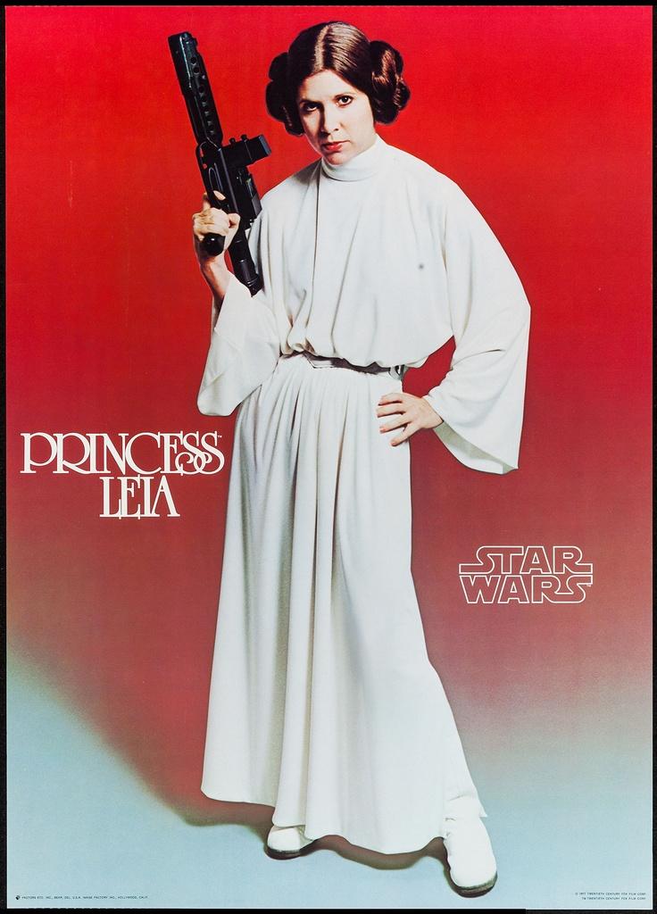 Princess Leia Poster