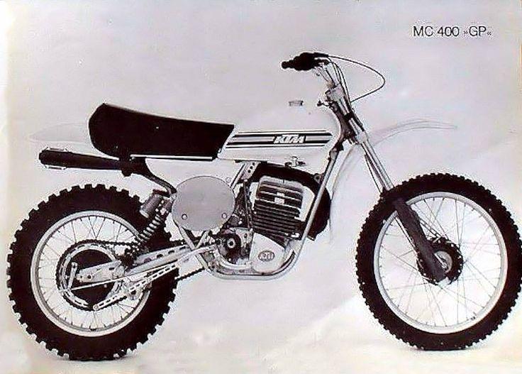 KTM 400 MC GP 1976