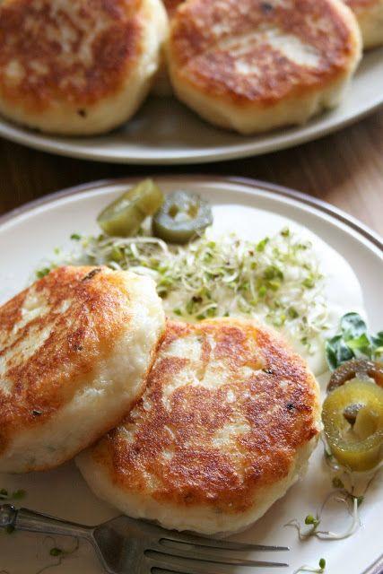 sio-smutki! Monika od kuchni: Kotlety z gotowanych ziemniaków i serka ziołowego