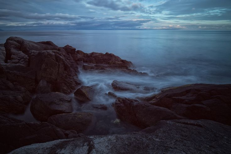 Lofoten, Norway, Long exposure Photography