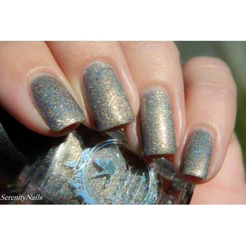 Arcane Lacquer : Arcane Lacquer Fear Was Just A Word Shop here- www.color4nails.com Worldwide shipping available
