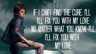 Song Lyrics - Letras Música - Tradução em Português: The Cure - Lady Gaga