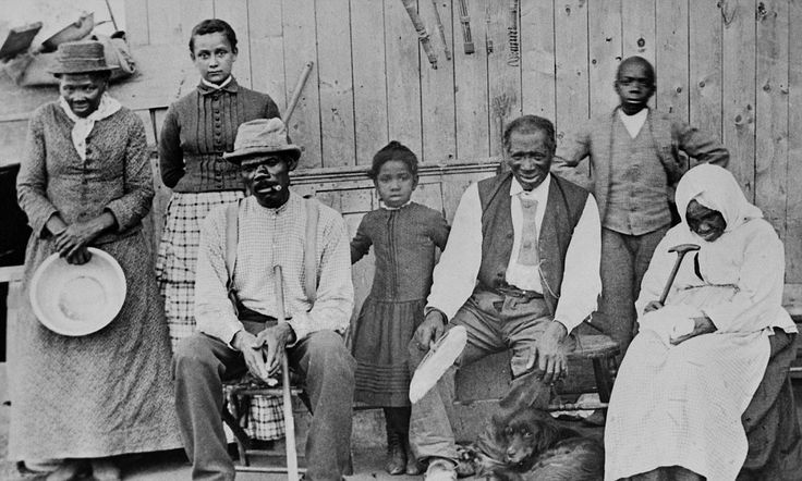 'The end of slavery led to hunger and death for millions of black Americans': Extraordinary claims in new book