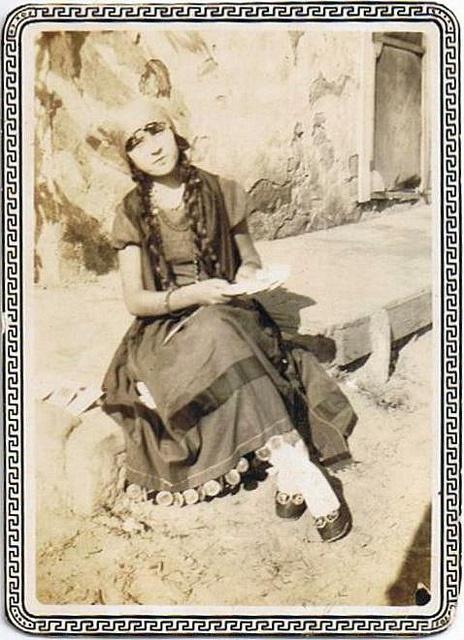 gypsy portrait @ℓℴvℯ OfThePast