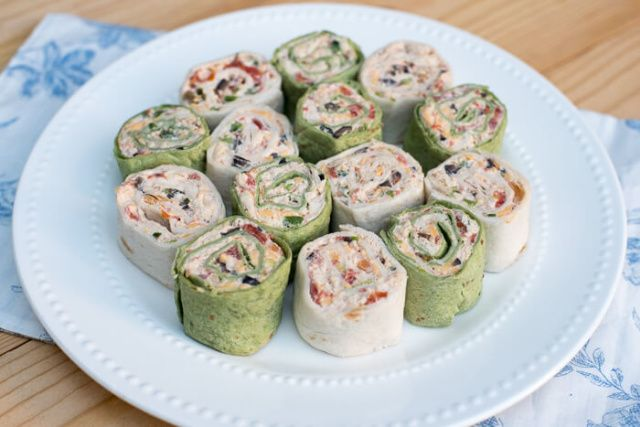 SOUTHWEST CHICKEN ROLL-UPS ~ Idees And Solutions | Food ...