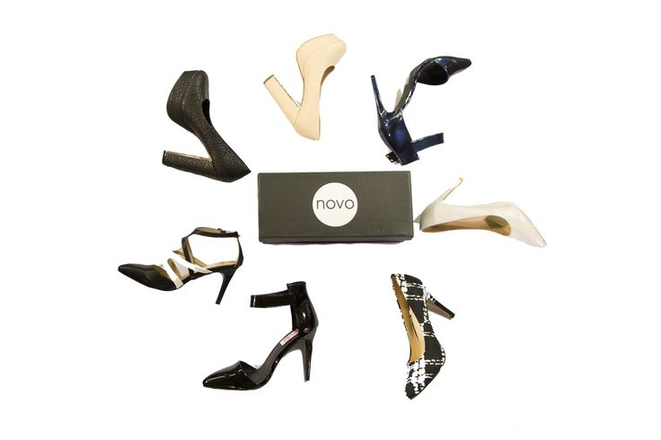 A heel to go with any outfit, Novo knows shoes https://www.facebook.com/DFOJindaleeQLD?fref=ts