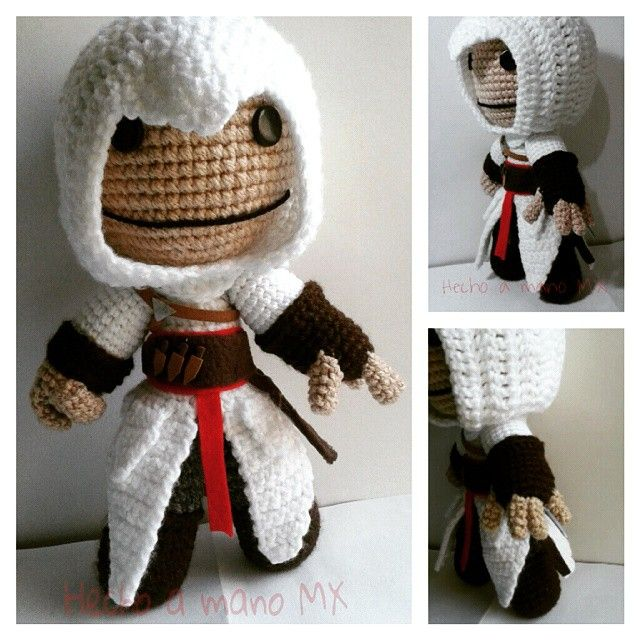 24 best Moniwitos images on Pinterest | Patrones amigurumi, Hechos y ...