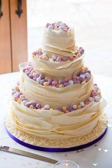 Easter/spring wedding cake - yum! OH MY!! THIS IS ADORABLE TOO! @Brandy Waterfall holland