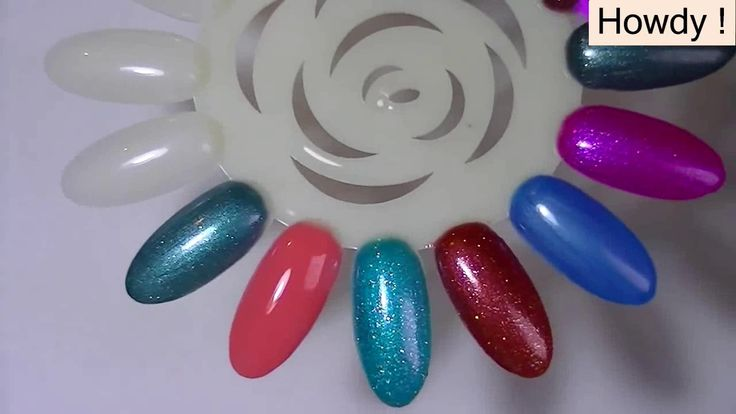 Manicure at home step by step with Gel Nail Polishes GEARBEST