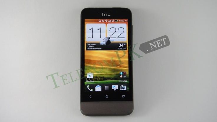 HTC One V - For review at TelecomPk.net