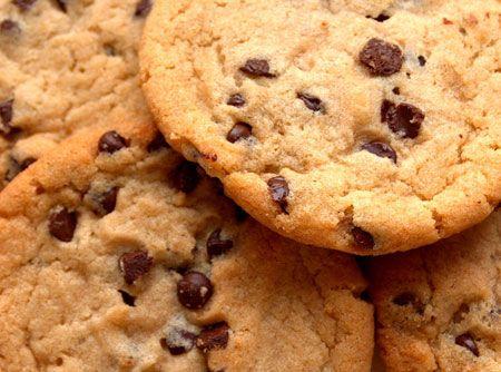 Cookies (Biscoito Americano) http://receitasdenise.wordpress.com/2014/05/23/cookies-biscoito-americano/