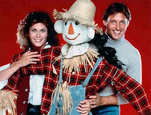 Amanda King and Lee Stetson from SCARECROW & MRS KING are #1 on my list of Top 5 Favorite TV Couples.