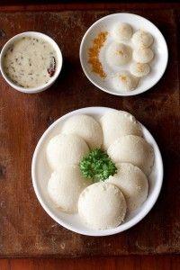 idli with idli rava recipe