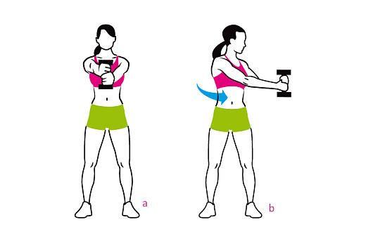 Fit in 15 Minuten Teil 19: Workout für sexy Bauchmuskeln  bauch teil4