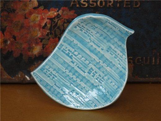 Mudbird - Handmade Ceramics - Turquoise SongBird