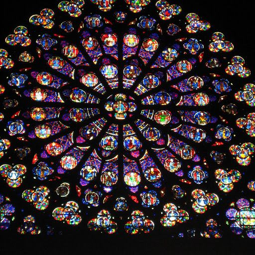 renaissance stained glass - Google Search