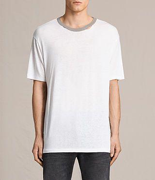 ALLSAINTS Stourbridge Crew T-Shirt. #allsaints #cloth #