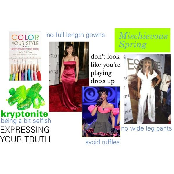 """""""Mischievous Spring's Must Avoids"""" by expressingyourtruth on Polyvore"""