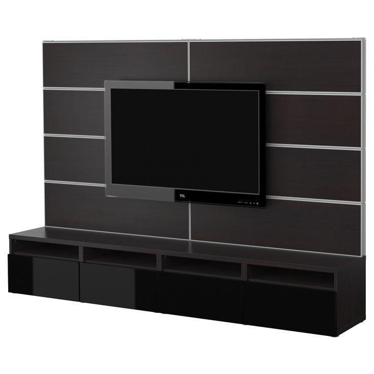 BESTÅ Mueble TV combinación - IKEA