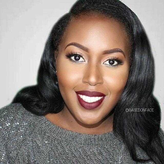 Smile! Maroon Vibe now on the blog  Eyes: @Urbandecaycosmetics Eyeshadow Primer potion @kikomilano CreamCrushLastingColourEyeshadow @morphebrushes - Natural Beauty Palette - Pick me up collection @MakeupRevolution 32 Eye Palette #Revoholic @RedCherryLashes #523  Lips: @GerardCosmetics Supreme Lip Creme - Maneater  More product details on the blog www.basedonface.com  #Motd #AnastasiaBeverlyHills #nyxcosmetics #morphebrushes #amrezy #makeupshayla #sigmabeauty #vegasnay #linerandbrowsss…