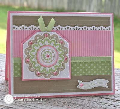 Stampin' Anne: Quint-Essential Flower for Dynamic Duos #15