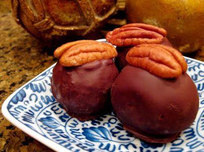 My Own Sweet Thyme: Kentucky Bourbon Balls