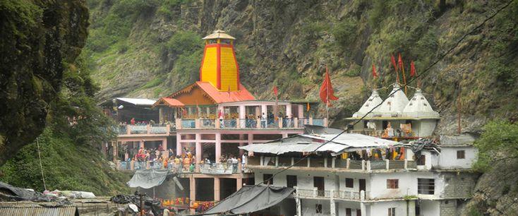 Chota char dham - Yumanotri dham