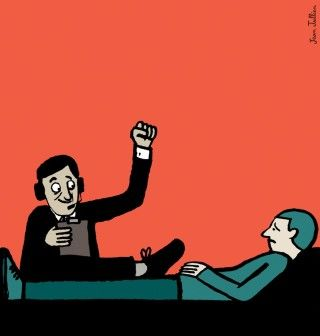 Marv Albert Is My Therapist - The New Yorker