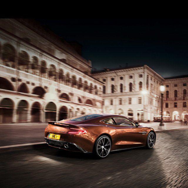 Aston Martin Vanquish #astonmartin